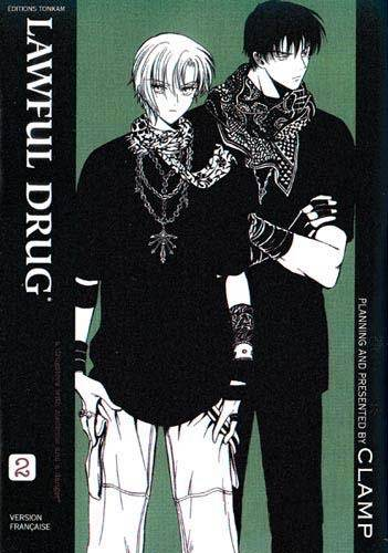 [CLAMP] - Gouhou Drug / Lawful Drug / Зеленая аптека [2001] [сёдзё, сёнэн-ай, комедия, мистика] [Тома 1-3] [Главы 1-17 + 2 экстра] [complete]